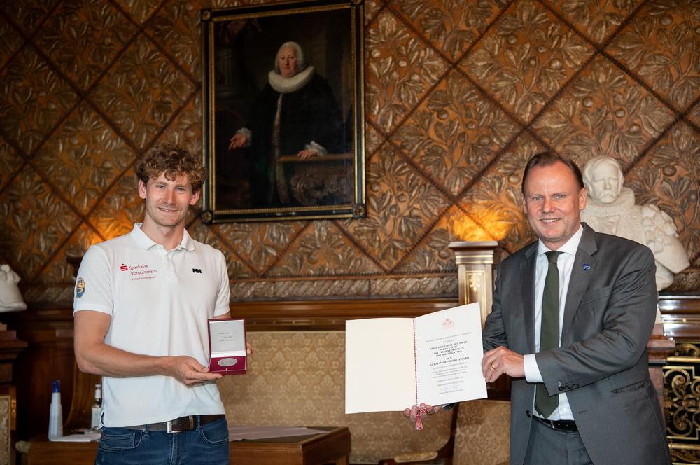 Vorpommern wird mit German Offshore Award ausgezeichnet.