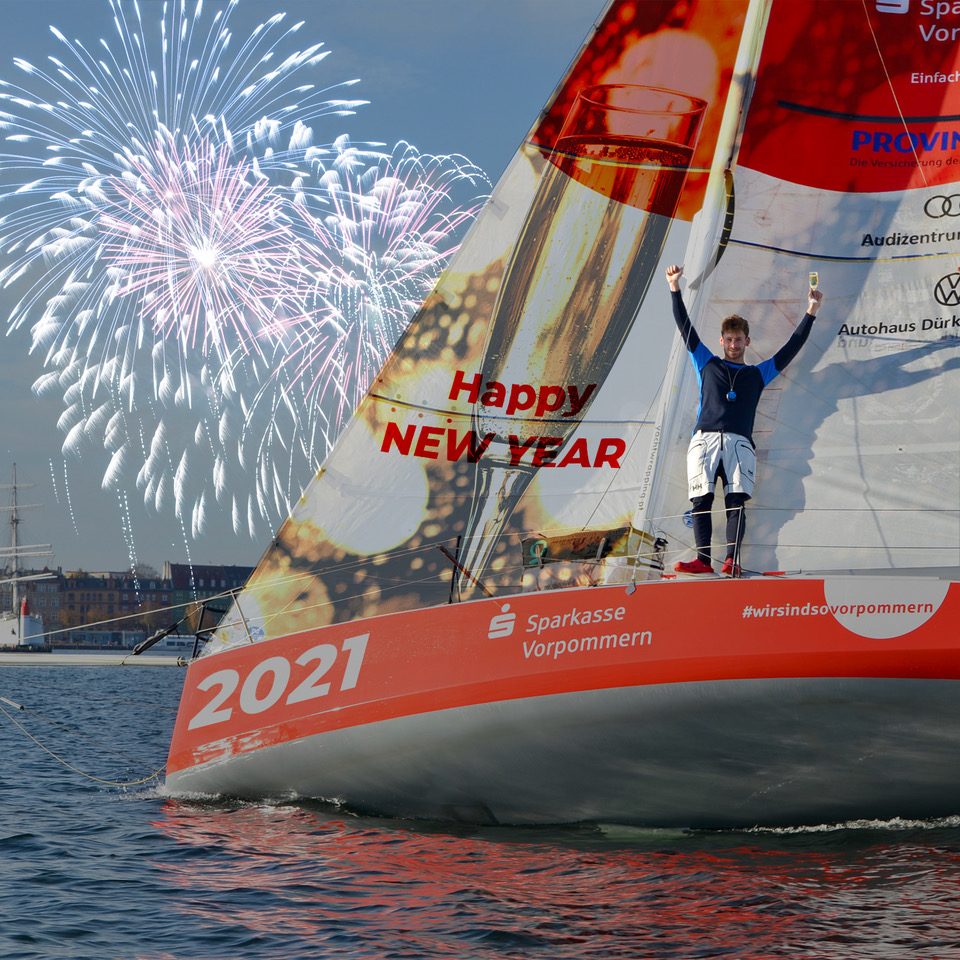 © LennartBurke Sailing – Happy New Year